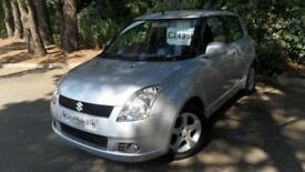 2007 (57) - Suzuki Swift 1.5 ( 101bhp ) GLX -104,000 Miles!