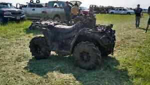 07 Can Am Outlander 800 Max XT Kitchener / Waterloo Kitchener Area image 5