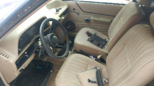 1985 Ford Escort 1.9L H.O 4 speed