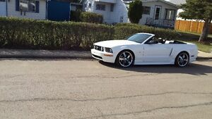 mustang gt convertable