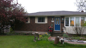 Are you looking for a updated bungalow in Welland with an income