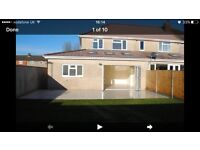 3 beds semi rental for £1,275 per month