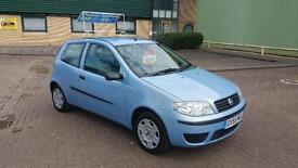 FIAT PUNTO 1.2 ACTIVE * £15 Per Week..£O Deposit * 2006 Petrol Manual in Blue