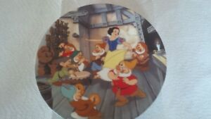 Disney Collector Plate