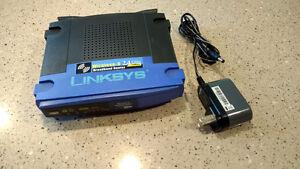 Linksys WRT54G v8 Wireless-G Broadband Router