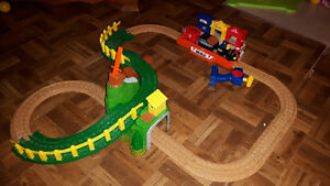 Train geotrax fisherprice
