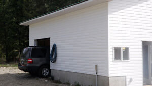 Trade your Unwanted Auto,On this Good Salmo Property