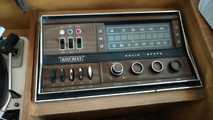 60'S WOODEN STEREO SYSTEM West Island Greater Montréal image 3