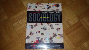 CORE CONCEPTS IN SOCIOLOGY- 2nd Edition NEW!!! Wrapped!!