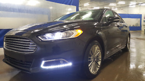 2013 Ford Fusion Safetied