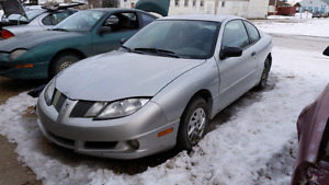 2003 Pontiac Sunfire (LOWKM) needs work