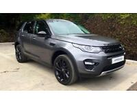 2015 Land Rover Discovery Sport HSE Luxury 2.2 5dr Automatic Diesel 4x4