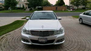 2012 Mercedes-Benz C-Class C250 4MATIC  (Accident Free)