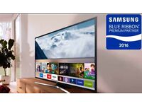 "SAMSUNG Smart 4k Ultra HD HDR 55"" LED 2160p New 2016 Brand New 12 Mth Warranty"