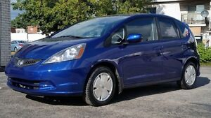 2010 Honda Fit LX Berline