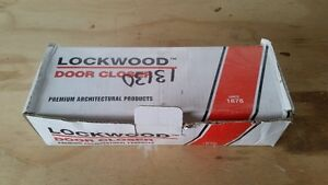 Lockwood Heavy Duty Multi-size Door Closer - Brand New