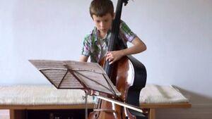 Cours de Contrebasse - École Musique Active