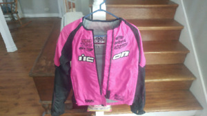 Womans ICON motorcycle jacket