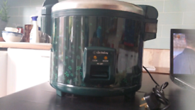 Lun cheung commercial electric cooker ( brand new)