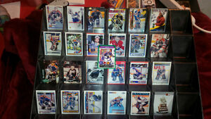 25 Different BILL RANFORD Hockey Cards