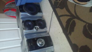 Sony stereo system woofer included!