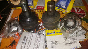 4 Brand New Dodge Ram 1500 4x4 Moog Upper + Lower Ball joints  4