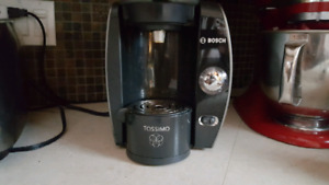 Cafetiere tassimo bosch 1300w