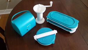 KidCo Food Mill and accessories