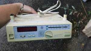 Under cabinet radio