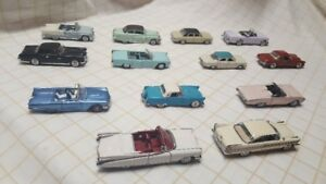 Franklin Mint diecast cars 1:43
