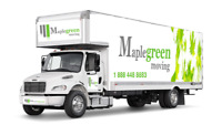 Your Friendly Mover** Maplegreen ** Quality Services you Deserve