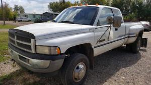 1997 dodge 3500 Laramie slt 4x4 dually
