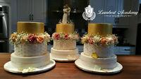 GLAMOUR WEDDING CAKES