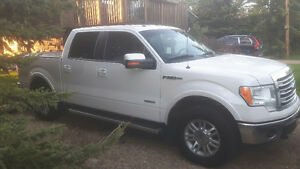 2013 Ford F-150 Lariat Supercrew V6 Ecoboost