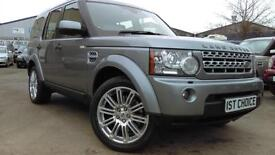 2011 LAND ROVER DISCOVERY 4 SDV6 HSE STUNNING WITH FULL CHROME PACK 2016