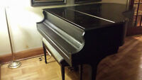 HEINTZMAN & CO. 1927 GRAND PIANO