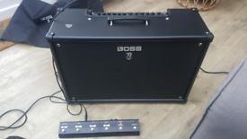 Boss katana mark2 100 Watt 2 x 12 guitar amplifier