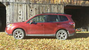 2015 Subaru Forester Touring SUV, Crossover