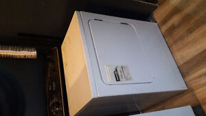 Kenmore washer and whirlpool dryer