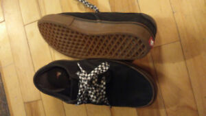 Vans. Youth size 6.