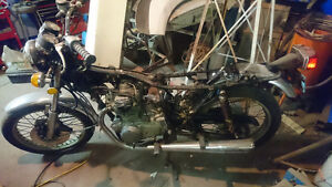 Honda CB360 for sale with ownership
