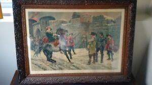 Antique painting for sale