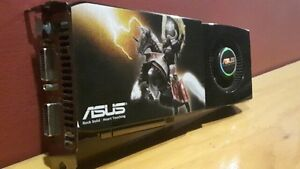 ASUS GeForce GTX 285 1GB Graphics Card (Good condition)