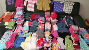 Girls Size 2T clothing