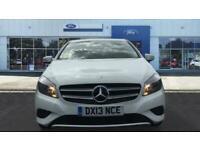 2013 Mercedes-Benz A-CLASS A180 BlueEFFICIENCY Sport 5dr Auto Petrol Hatchback H