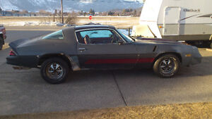 1980 Z28 Project