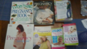 pregnancy and name books for sale