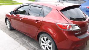 2010 Mazda 3 GX  hatchback