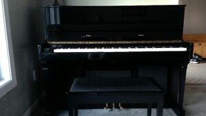Steigerman Upright Piano