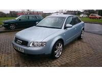 Audi A4 1.9TDI 130 5sp 2002 SE, Drives Amazing.